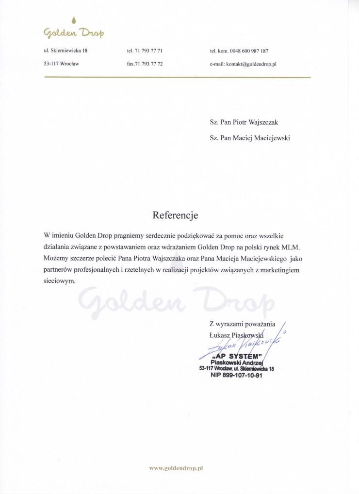 referencje_Golden_Drop_3